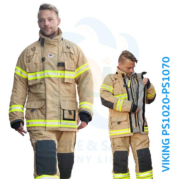 ชุดดับเพลิง VIKING PS1020 - PS1070